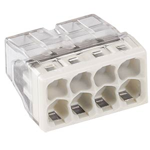 COMPACT connecting socket terminal, 8-way WAGO 2273-0208