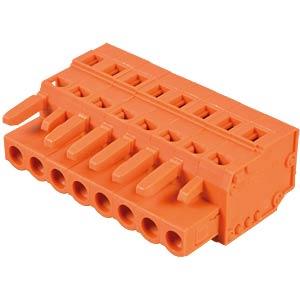 CAGE-CLAMP Federleiste, Midi, RM 5,08, 8-polig WAGO 231-308/026-000