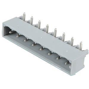 Pin header angled, 8-pole, RM 5,0 mm WAGO 231-438/001-000