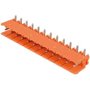 Print pin header, midi, RM 5.08, angled, 12-pin WAGO 231-542/001-000