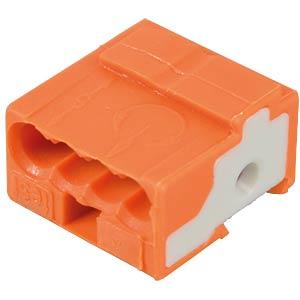 WAGO pillar terminal for PCB, orange WAGO 243-723