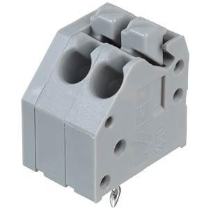 Klemmleiste mit Betätigungsdrückern, RM 3,5 mm, 8A, 2-pol WAGO 250-202