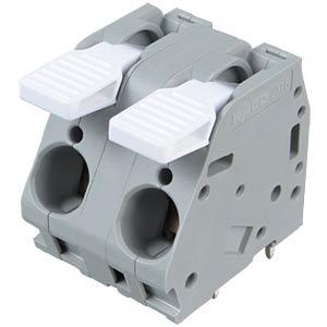 Hochstrom-Klemmleiste, RM 15,0 mm, 76A, 2-pol WAGO 2716-202