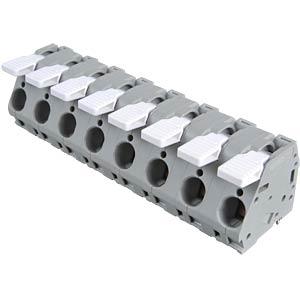 Hochstrom-Klemmleiste, RM 15,0 mm, 76A, 8-pol WAGO 2716-208
