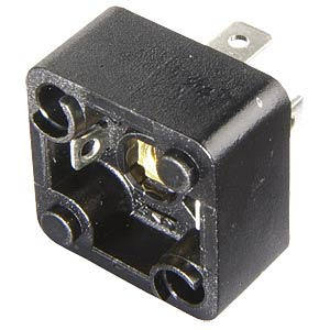 3-pin +PE device panel plug, 3 A BELDEN 932 598-500
