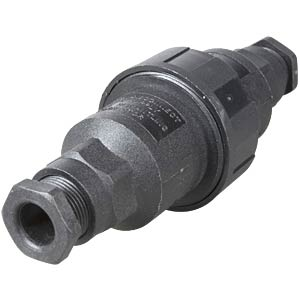 Inline cable connector socket BULGIN PX0777