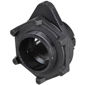 Field-mounted connector, securing clip BULGIN PX0805