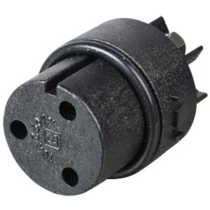 Screw terminal insert, socket (3-pin) BULGIN SA3229