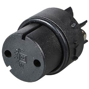 Screw terminal insert, socket (2-pin) BULGIN SA3319