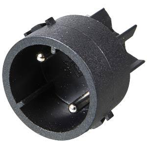 Schraubanschlusseinsatz, Stecker, 2-polig BULGIN SA3320
