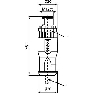 m12 8 pin connector wiring diagram with M12 Electrical Connector on 139 as well M12 Rj45 Connector Wiring as well M12 Electrical Connector besides Ls1 Injector Wiring Diagram together with M12 4 Pin Connector Wiring Diagram.