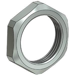 Hexagonal nut M8 x 0.5 CONEC 42-01046