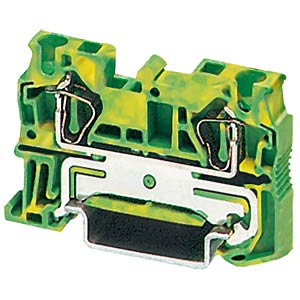 ST terminal blocks 0.08 - 4 mm² green/yellow PHOENIX-CONTACT 30 31 38 0