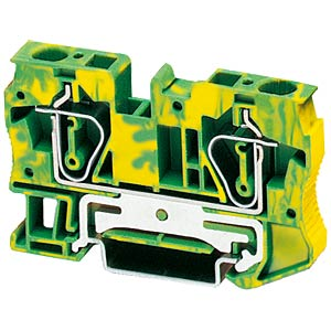 ST terminal blocks 0.2 - 6 mm² green/yellow PHOENIX-CONTACT 3031500