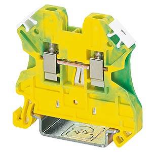 Universal-Terminal 0,14-4mm², grün/gelb PHOENIX-CONTACT 30 44 12 8