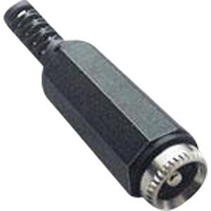 Kupplung mit Knickschutz, Ø außen: 3,6 mm, Ø innen:  1,3 mm BKL 072224