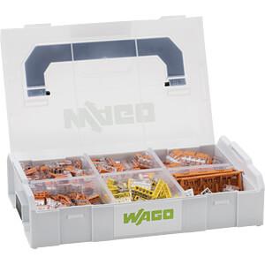 wago 887 955 wago klemmen sortimentsbox l boxx mini 221 2273 bei reichelt elektronik. Black Bedroom Furniture Sets. Home Design Ideas