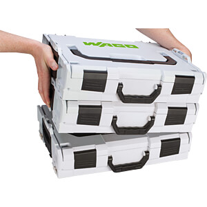 WAGO Klemmen-Sortimentsbox - L-Boxx Pro - 221, 2273, 224, 773 WAGO 887-913