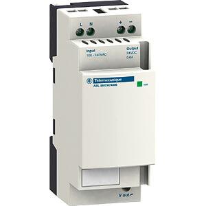 Schaltnetzteil, Hutschiene, 30 W, 24 V, 1,2 A SCHNEIDER ELECTRIC ABL8MEM24012