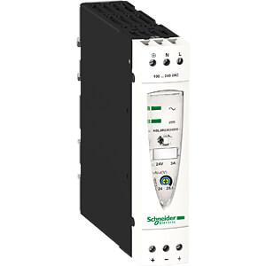 Schaltnetzteil, Hutschiene, 72 W, 24 V, 3 A SCHNEIDER ELECTRIC ABL8REM24030