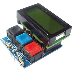 Asuro Display Satz AREXX ARX-DSP30