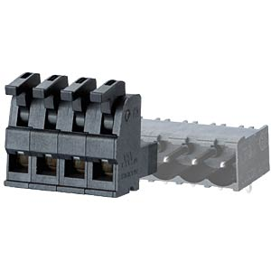 Federkraftklemme, steckbar, 3-pol, RM 5,00 RIA CONNECT ASP0450322