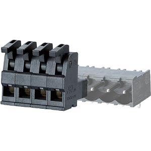 Federkraftklemme, steckbar, 5-pol, RM 5,00 RIA CONNECT ASP0450522