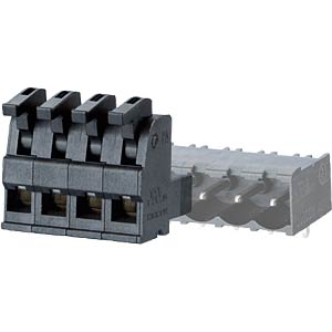 Federkraftklemme, steckbar, 6-pol, RM 5,00 RIA CONNECT ASP0450622