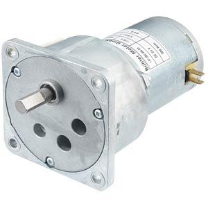 Getriebemotor 70x114, 24 V, 0,6 A, 4,2 rpm BÜHLER MOTOR 1.61.050.469