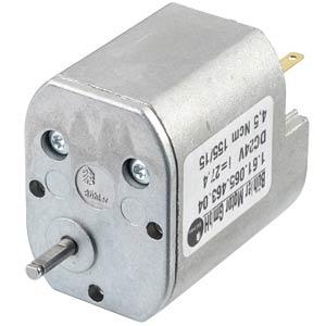 Getriebemotor, 24 V, 0,09 A, 202 rpm BÜHLER MOTOR 1.61.065.463