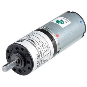 Getriebemotor 31x88, 24 V, 0,275 A, 18 rpm BÜHLER MOTOR 1.61.077.426