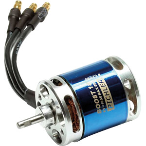 Brushless Motor BOOST 18P PICHLER C6025