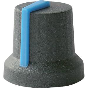 CLIFF CL170846CR - Schalterkappe ,Ø 16,8 mm