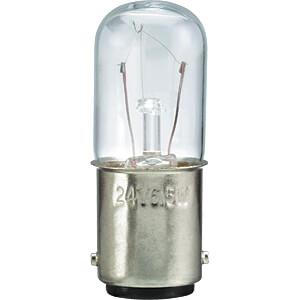 DL1BEB - Glühlampe