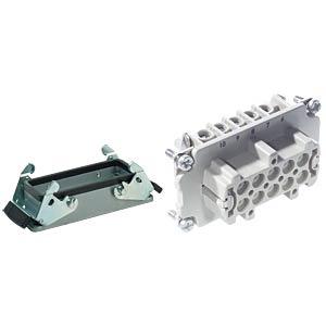 EPIC® H-BE 10 - 10+PE - Buchse, AG LAPP 75009642