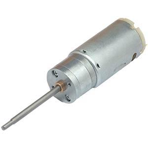 Getriebemotor 122,1 mm, 1:9,3, 12 V DC EKULIT