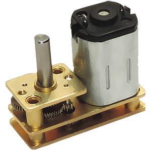 Getriebemotor 24 mm, 1:250, 6 V DC EKULIT
