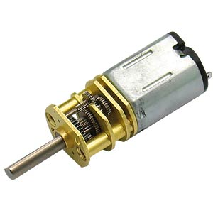 Getriebemotor 30,6 mm, 1:250, 4,5 V DC EKULIT