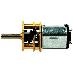 Gearmotor 32 mm, 1:298, 3 V DC EKULIT