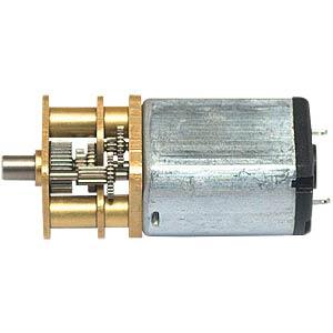 Gearmotor 34 mm, 1:360, 6 V DC EKULIT