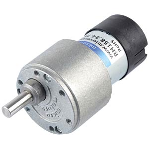 Getriebemotor 39,6 mm, 75:1, 24 V DC MICRO MOTORS