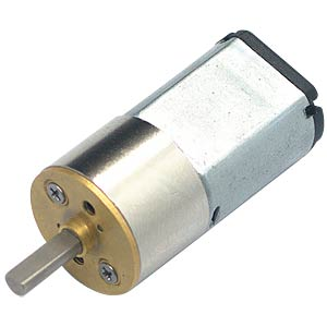 Getriebemotor 40,3 mm, 1:360, 6 V DC EKULIT