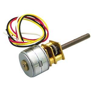 Getriebemotor 40 mm, 1:298, 12 V DC EKULIT