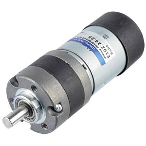 Geared motor 40.5 mm, 25:1, 24 V DC MICRO MOTORS