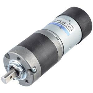 Geared motor 40.5 mm, 336:1, 24 V DC MICRO MOTORS
