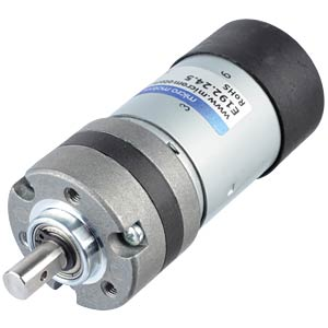 Getriebemotor 40,5 mm, 5:1, 24 V DC MICRO MOTORS