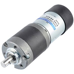 Getriebemotor 40,5 mm, 625:1, 24 V DC MICRO MOTORS