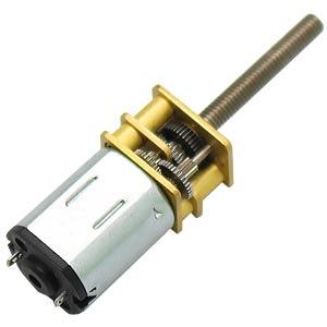 Getriebemotor 45 mm, 1:298, 6 V DC EKULIT