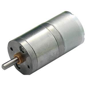 Getriebemotor 51,5 mm, 1:75, 24 V DC EKULIT