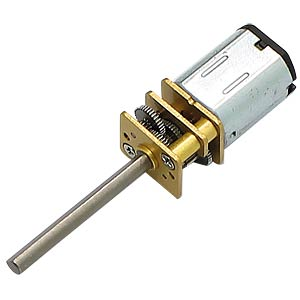 Gearmotor 51 mm, 1:298, 12 V DC EKULIT